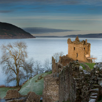 Scotland's Haunted Castles, Flights & Self Drive Tour