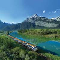 Canada's Rockies and Rocky Mountaineer