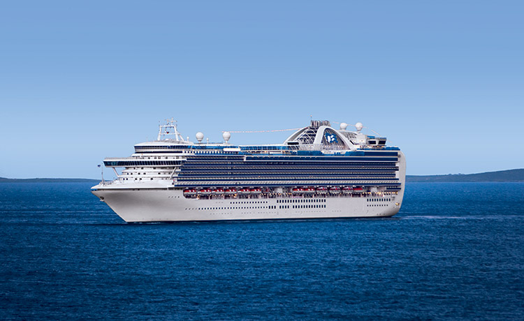 Princess cruises luxury cruise packages travel associates pacific coastal sciox Choice Image