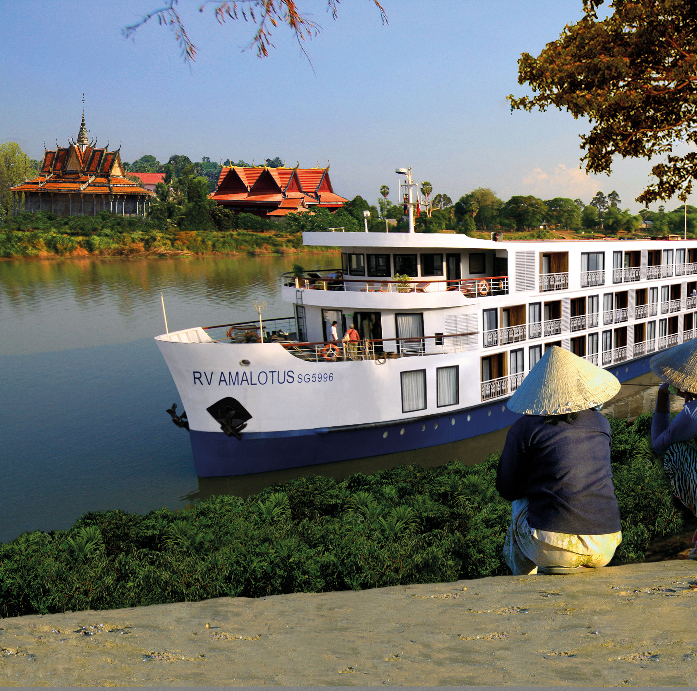 5 Star Luxury River Cruises Through Eurooe: APT River Cruising