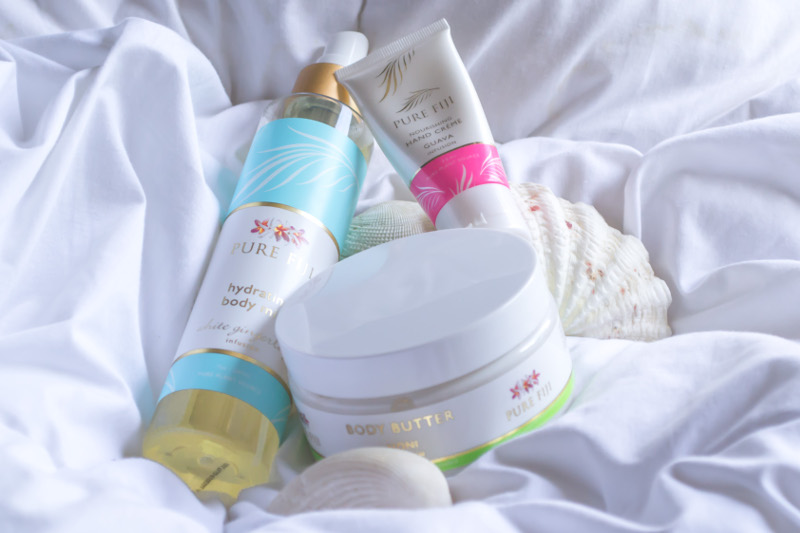 Pure Fiji spa products - Fiji shopping