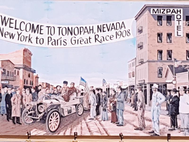 Mizpah Hotel Tonopah, Nevada, USA
