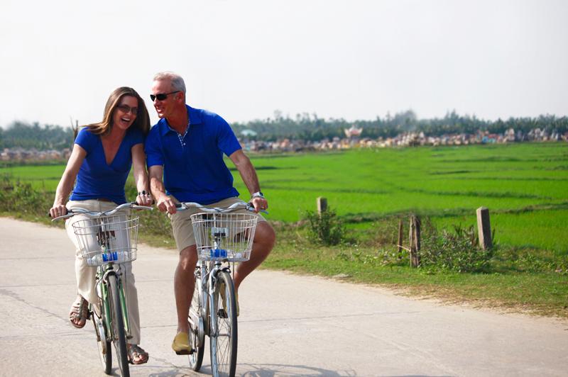 Azamara Bike Ride