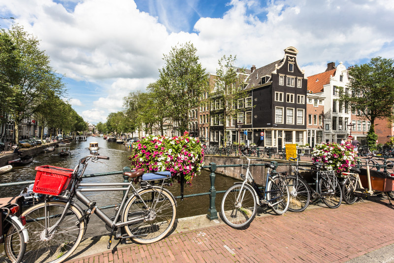 Amsterdam bicycle