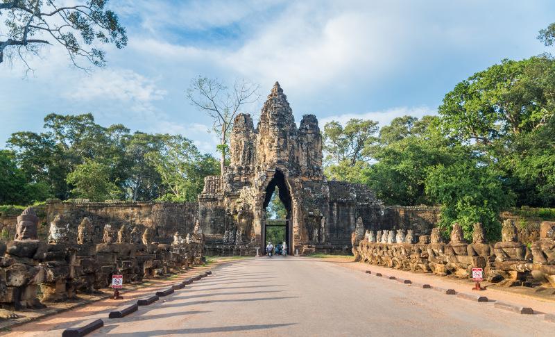 Angkor Thom Angkor Wat