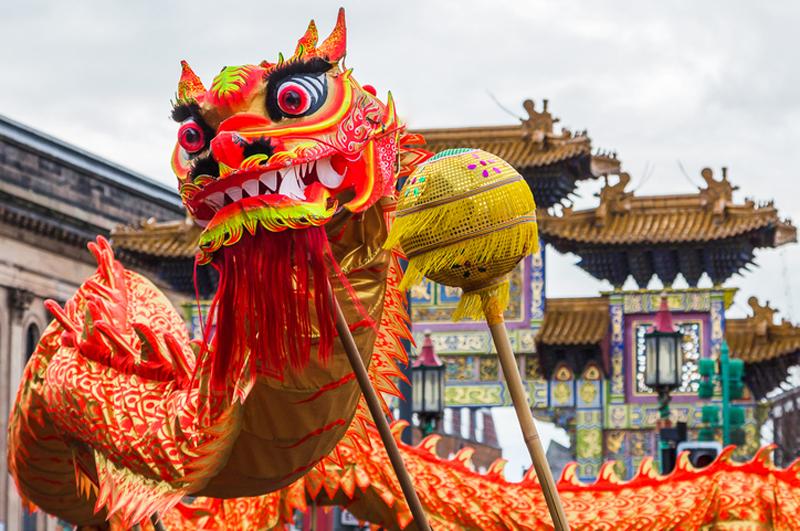 Azamara Chinese New Year