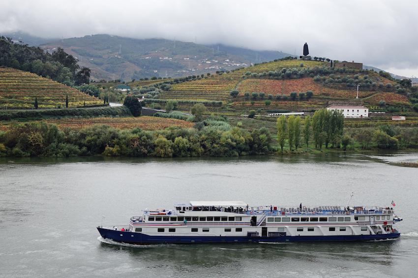 Portugal UNESCO winery