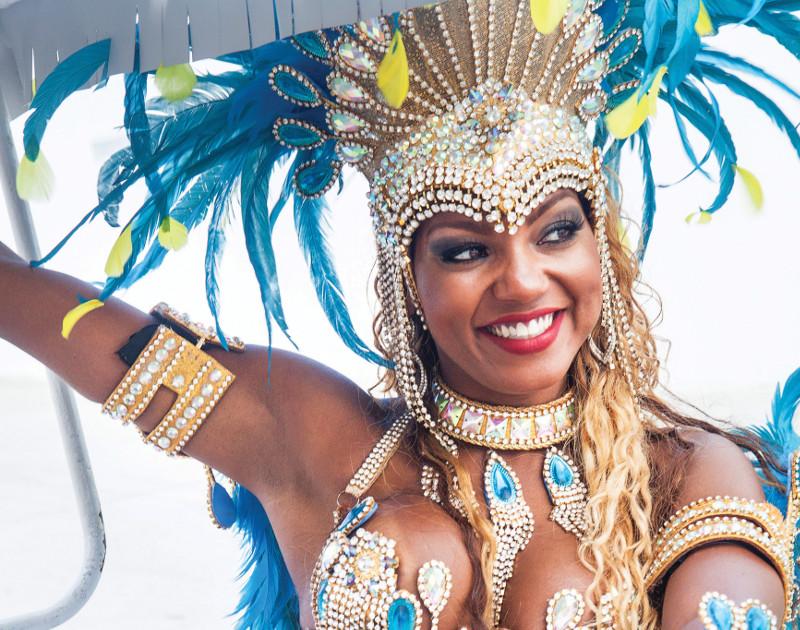 Carnival in Rio de Janeiro