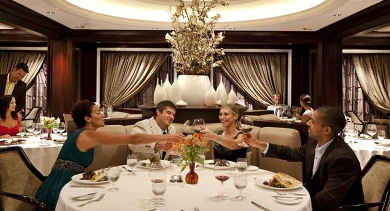 Celebrity Solstice Guests
