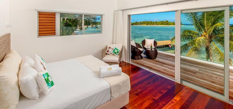Crystal Blue Lagoon Villas Rarotongan Beach Resort