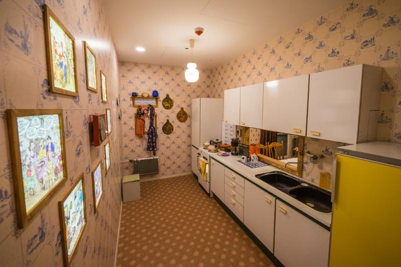 Kitchen in DDR Museum