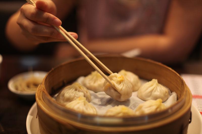 Dumplings China