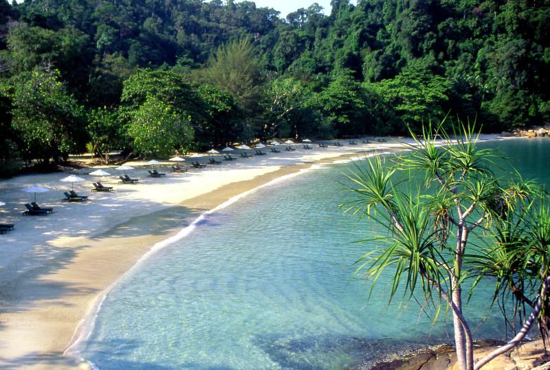 Emerald Bay on Pangkor Laut, Malaysia