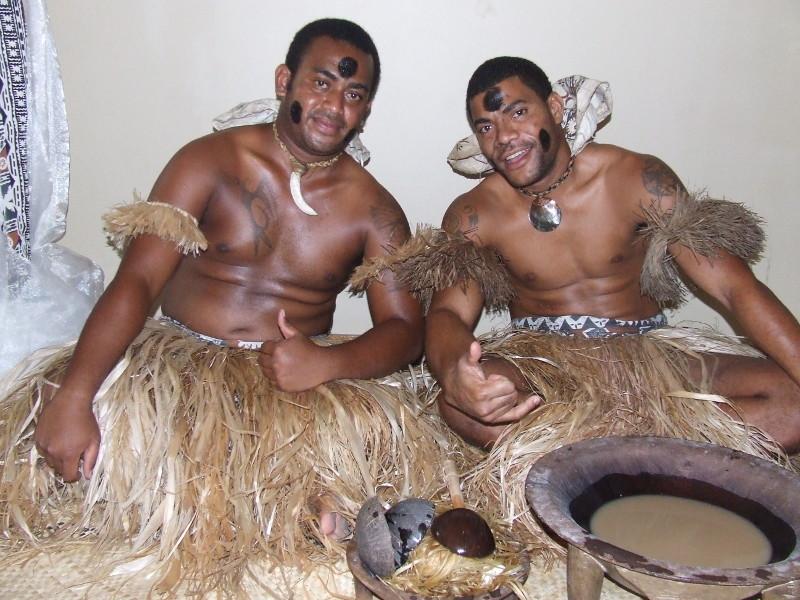 Fijian Kava Ceremony
