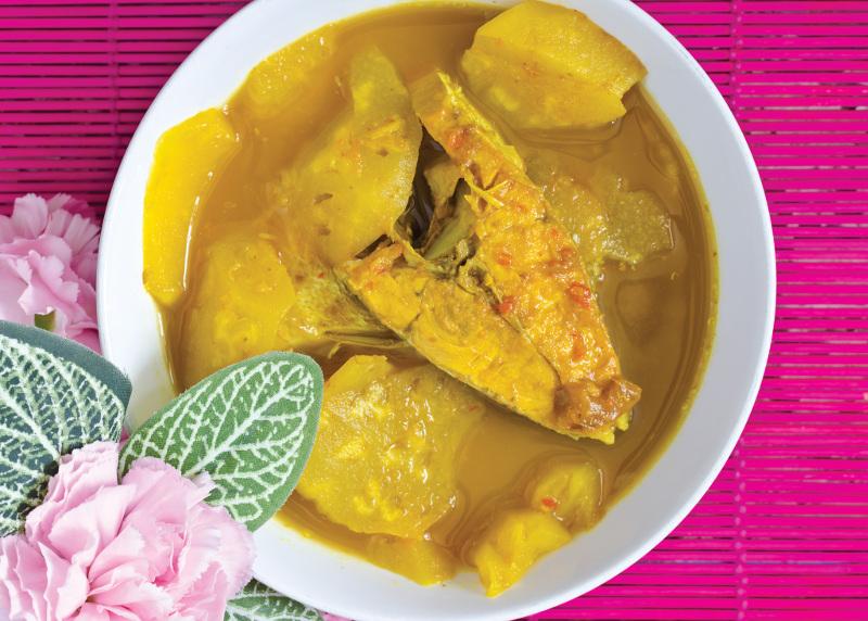 Kaeng tai pla thai food