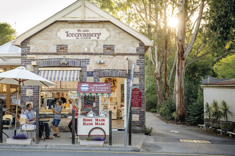 Hahndorf in South Australia