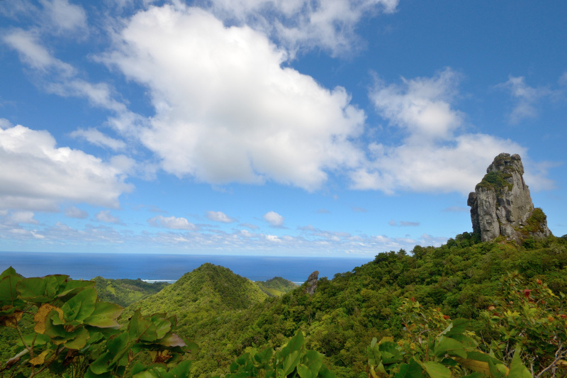 Cook Islands Te Rua Manga