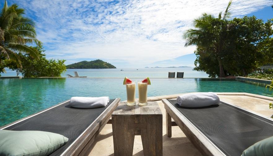 Honeymoon Spot in the Maldives