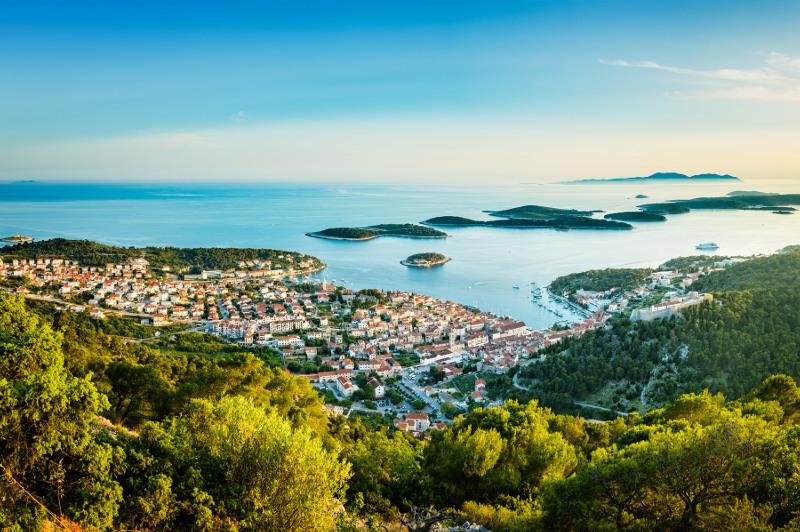 Hvar, Croatia, Mediterranean