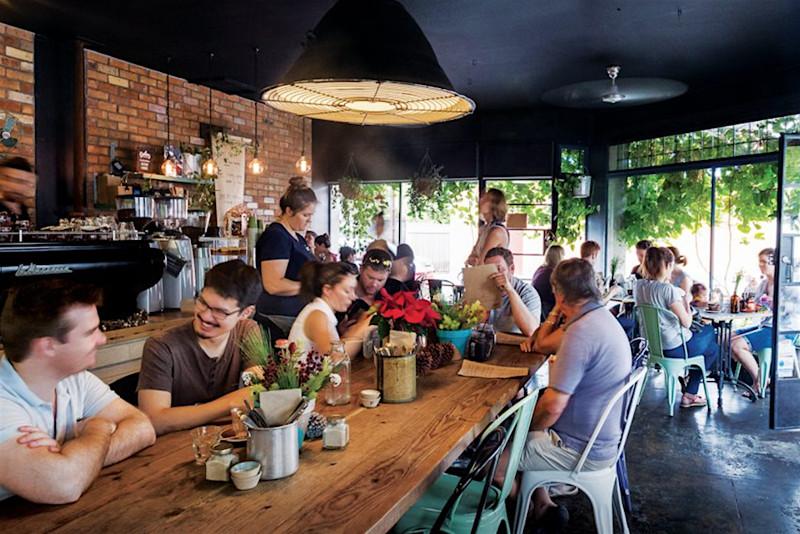 Laneway Specialty Coffee Darwin
