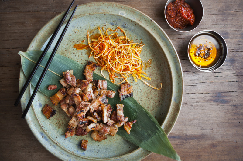 Nosh at Little Miss Korea, The Financial Review's Best Restaurant in the Northern Territory