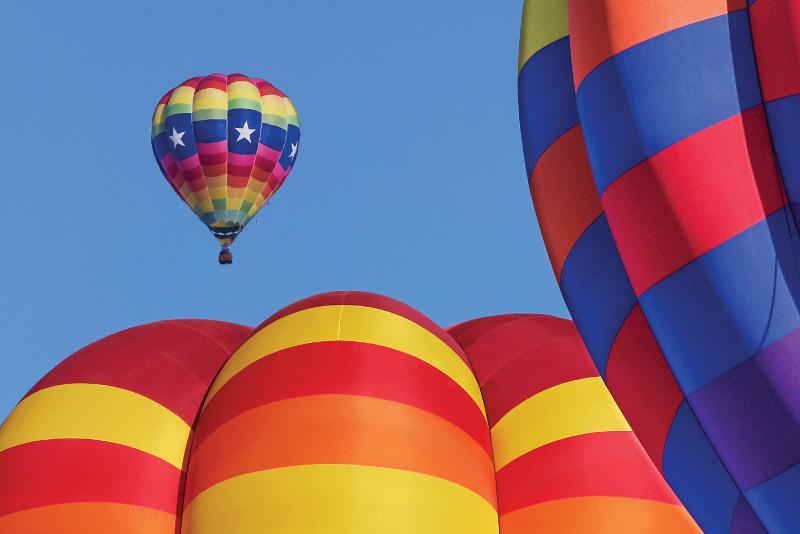 International Balloon Fiesta Festival