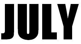 July world festivals