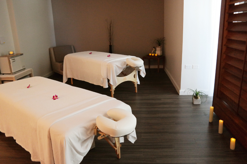 Lather Spa at The Modern Honolulu