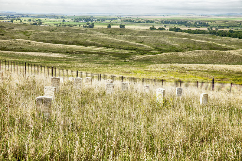 Little Big Horn Battlefield, Montana