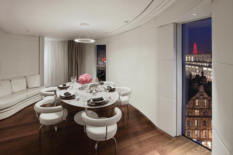 ME London Hotel suite