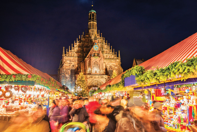 Christmas Market in Nuremburg