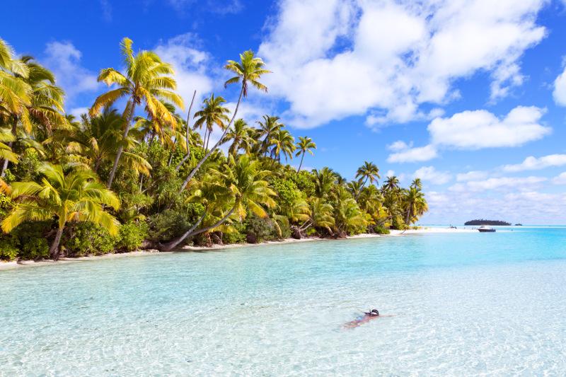One Foot Island Lagoon