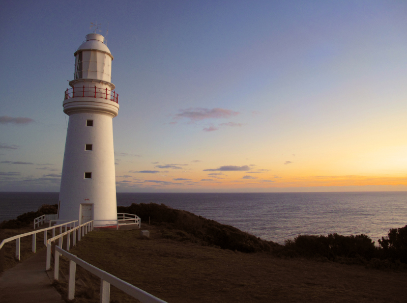 Otway Lighthouse Great Ocean Road