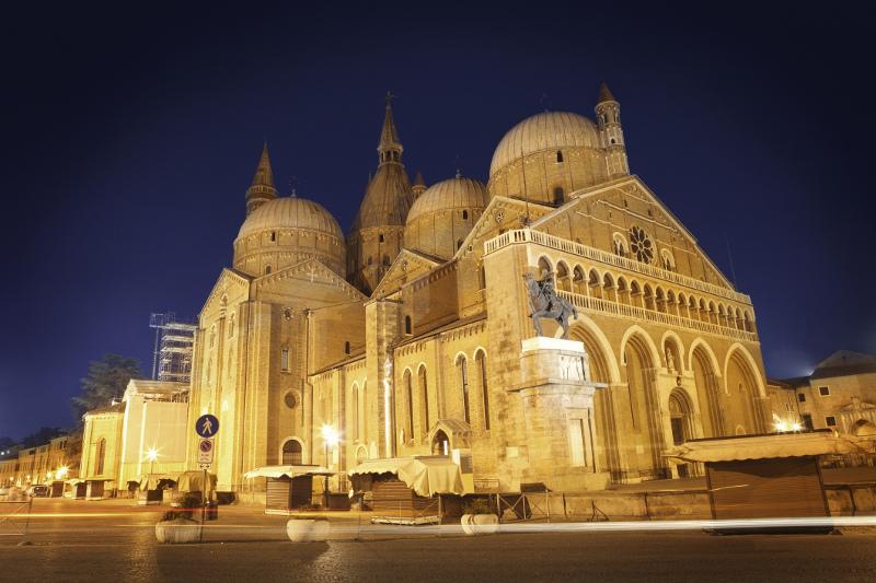 Padua St Anthony Basilica Italy
