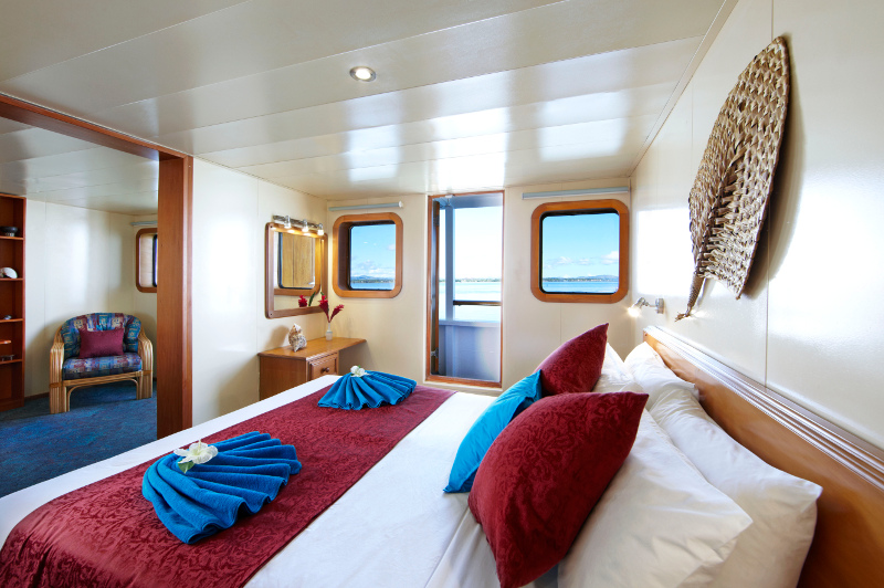 Reef Endeavour Tabua Suite - Captain Cook Cruises