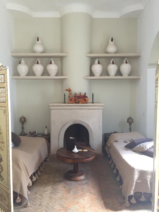 Riad Morocco room
