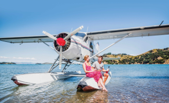 Seaplane Auckland