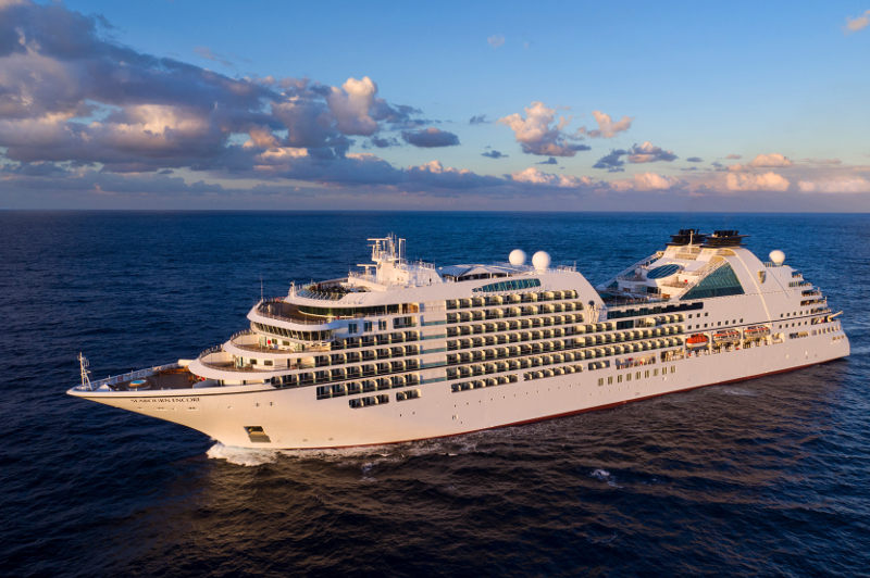 The Seabourn Encore