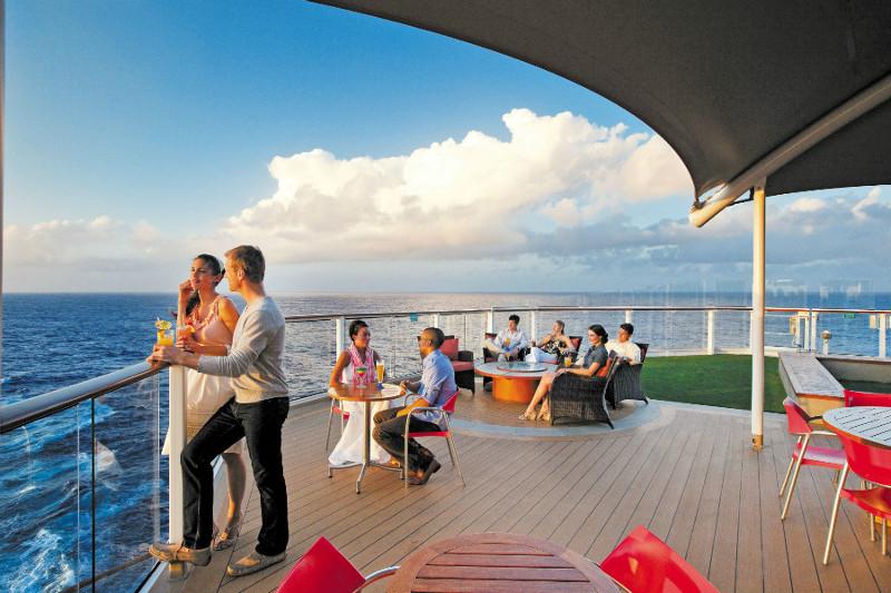Sunset Bar on Celebrity Solstice