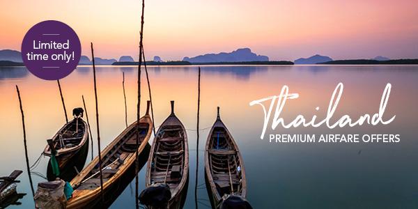 Thailand Airfare Deals