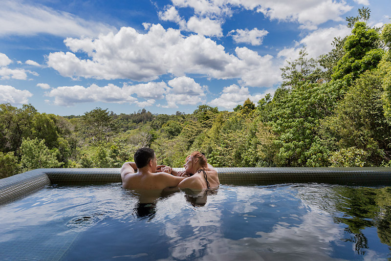 Tamarind Retreat pool