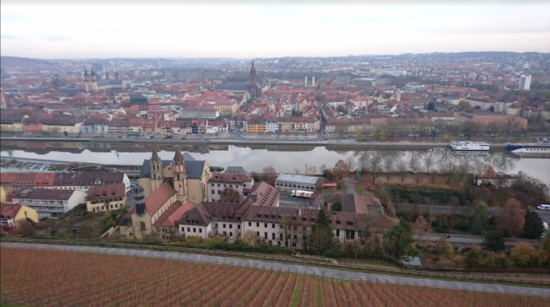 Discover the Wurzburg Fortress and enjoy the panoramic views of the city.