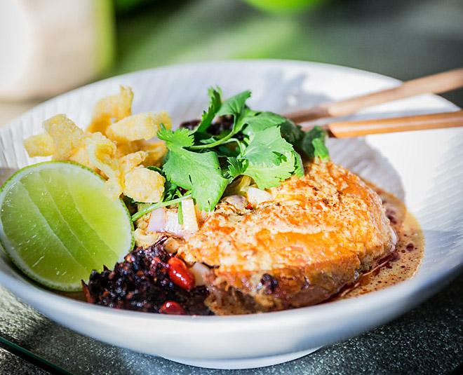Tamarind Retreat dish