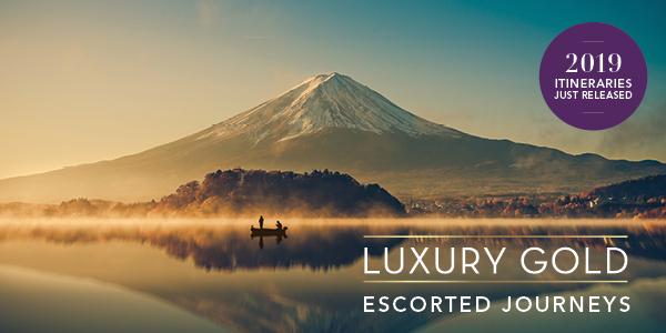 Luxury Gold Escourted Journeys