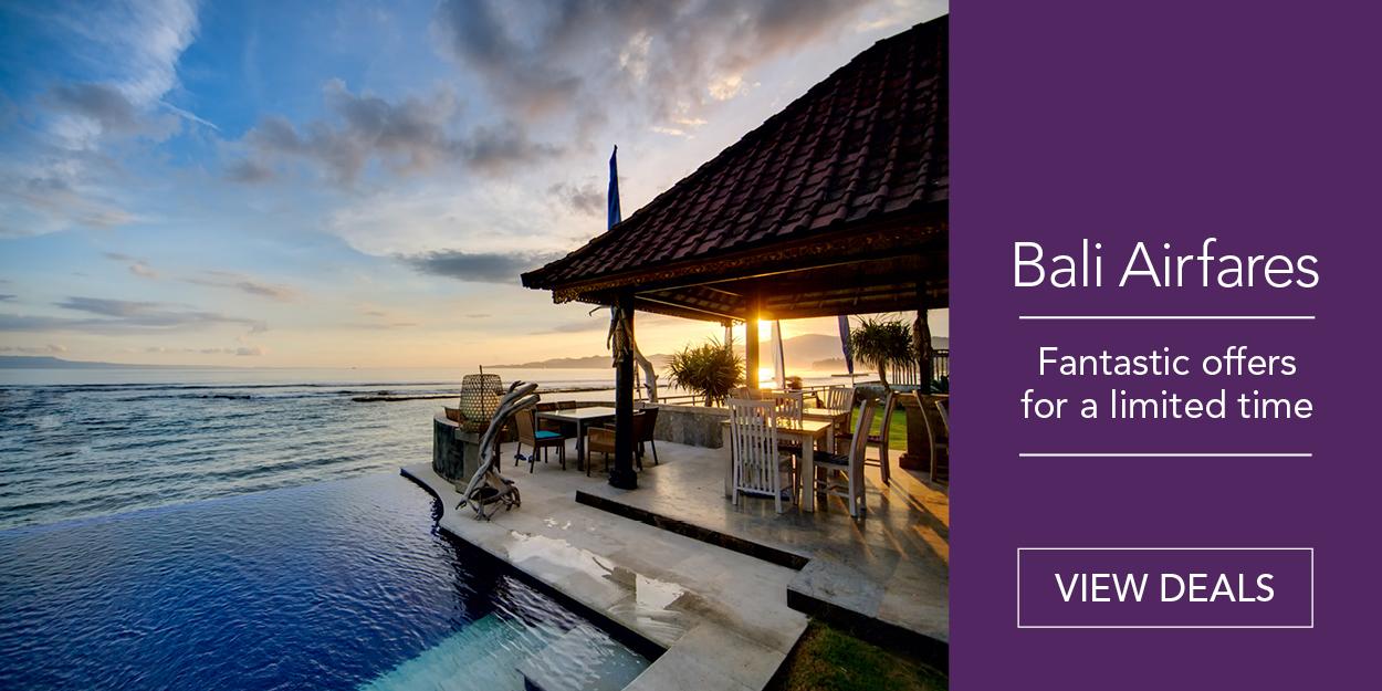 Bali Airfares