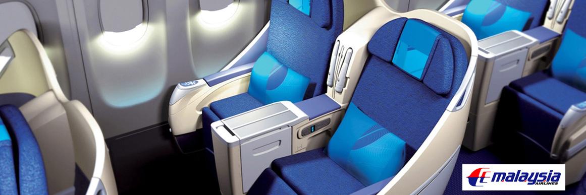 Malaysia Air Business Class
