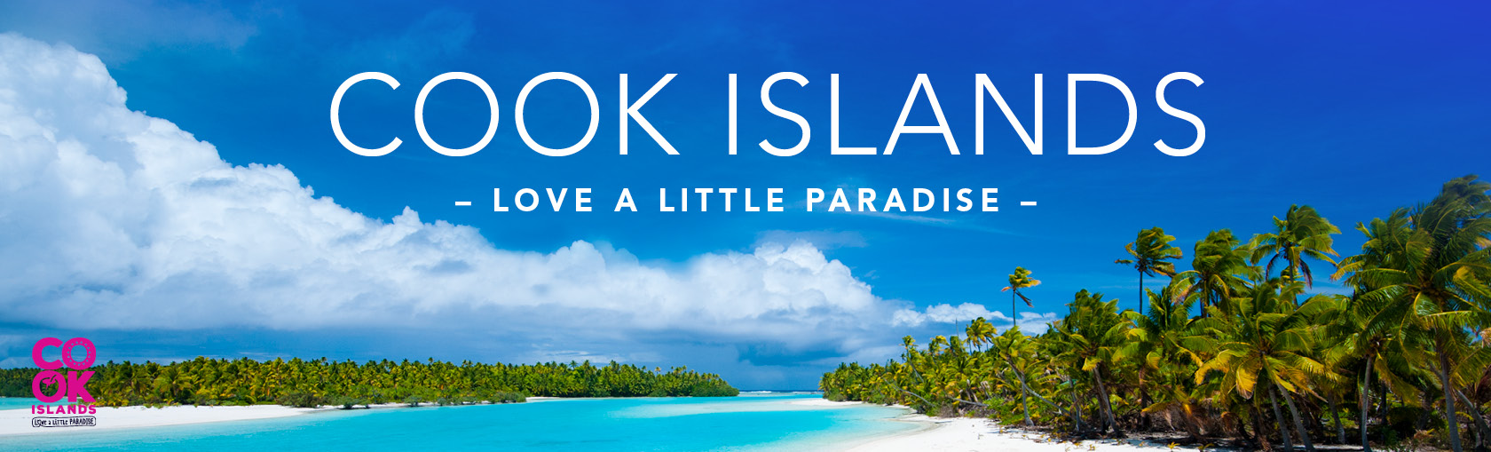 how to fly to cook islands