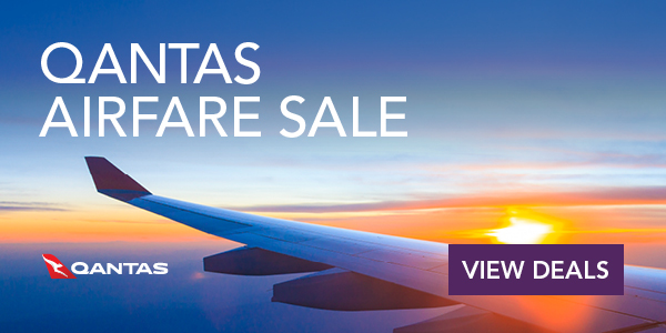 Qantas Airfare Sale