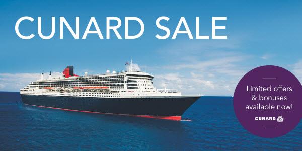 Cunard sale