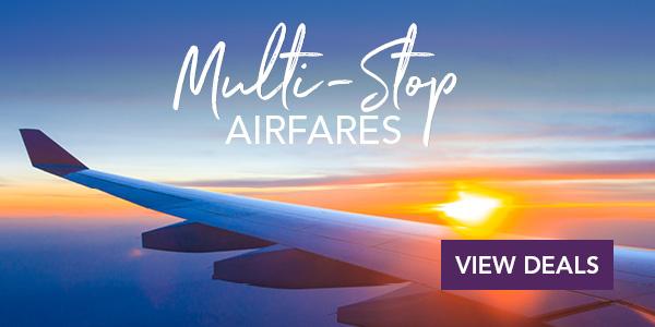 Multi-Stop Airfares